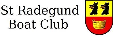 St Radegund Logo